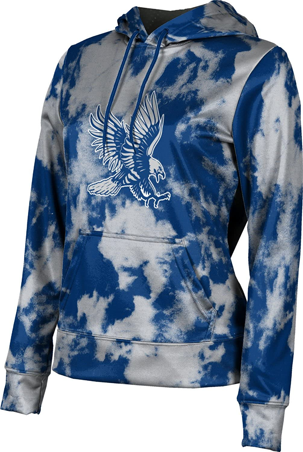 ProSphere Dickinson State University Girls Pullover Hoodie School Spirit Sweatshirt Grunge