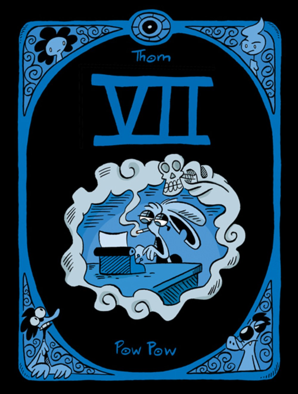 Image result for vii by thom comic art