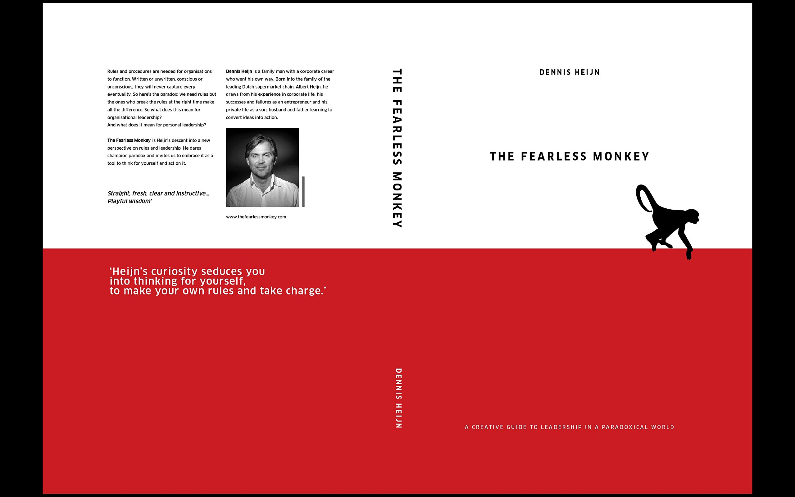 The Fearless Monkey: A Creative Guide to Leadership in a Paradoxical ...