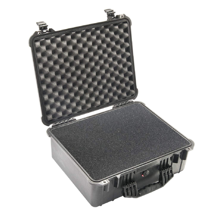 B00009XVLO Pelican 1550 Camera Case With Foam (Black) 71jjuJ1pymL