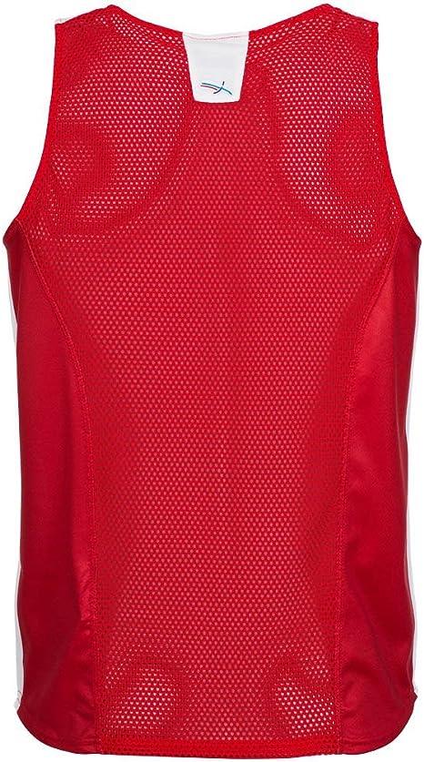Nike Rusia Singlet – Camiseta de atletismo Running 713650 – 611 713650-611 Talla:extra-small: Amazon.es: Deportes y aire libre