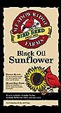 Meadow Ridge Farms Black Oil Sunflower, 20-Pound Bag Bird Food