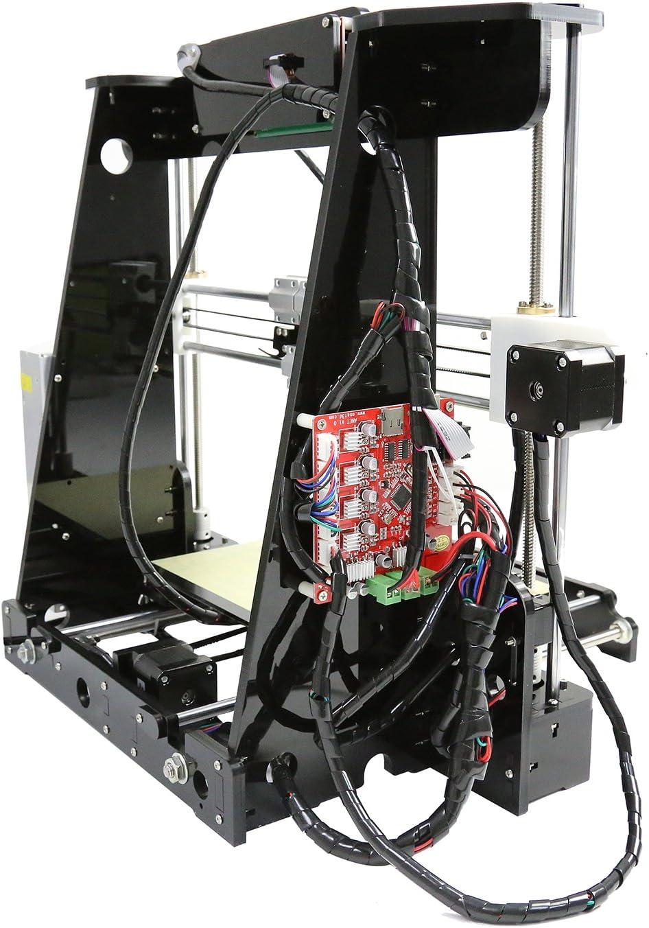 Anet A8 3D-Impresora Precisión Reprap Prusa I3 DIY 3D Full Print ...