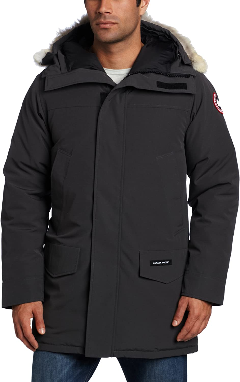 Canada Goose Men's Langford Parka: Clothing