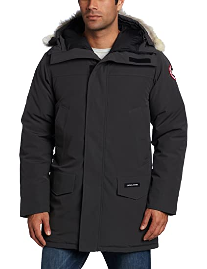Amazon.com  Canada Goose Men s Langford Parka  Sports   Outdoors bc7c2ae314e9