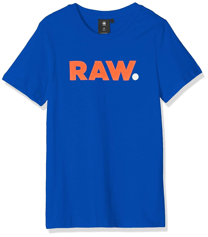 G-STAR RAW Sp10026 SS Tee T-Shirt Bambino