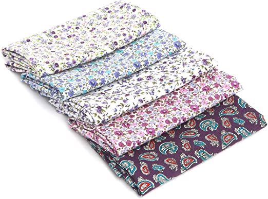 Furnishings-Quilting-Patchwork-Crafts COUNTRY KITCHEN FAT QUARTERS 5 PACK BUNDLE