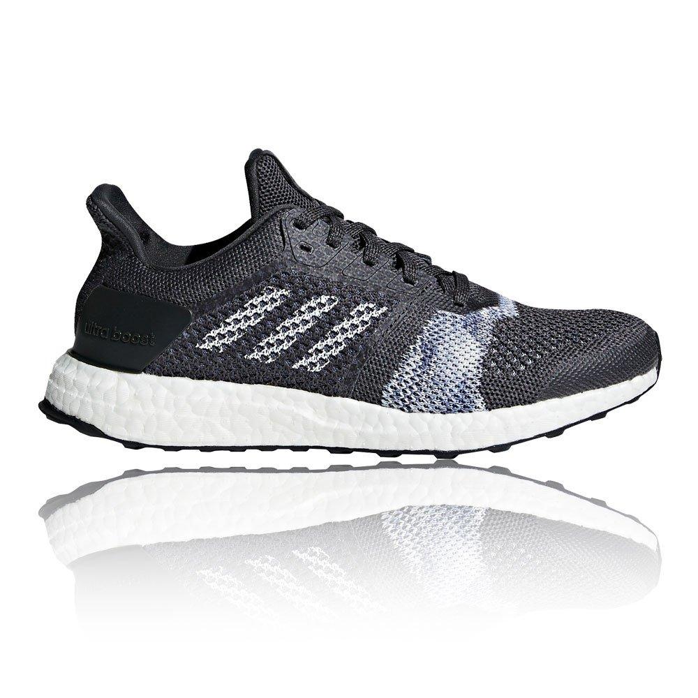 Adidas Ultraboost St W, Zapatillas de Trail Running para Mujer 42 EU Gris (Carbon/Ftwbla/Azutiz 000)