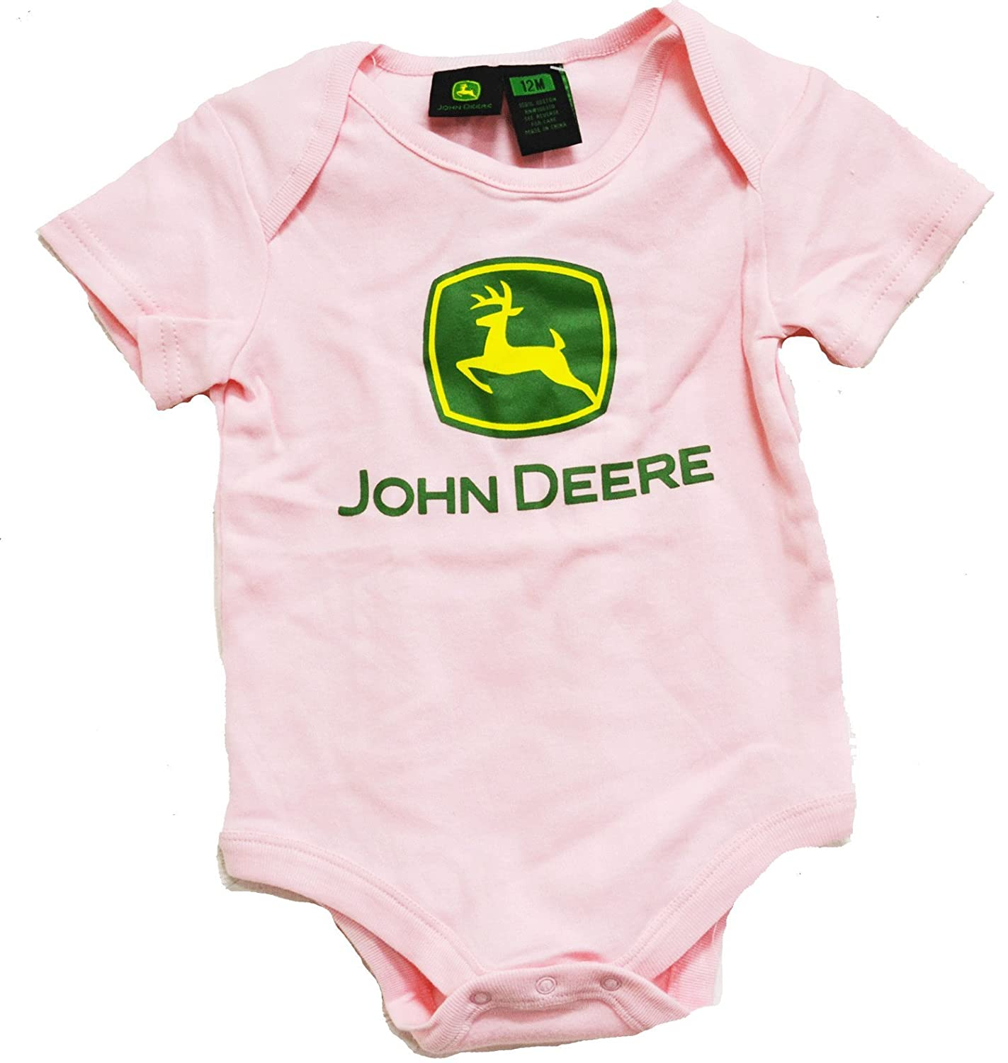 Dress the Kids in John Deere! We carry a wide selection of John Deere kids clothing and accessories sized for infants, toddlers and youth. Don't forget the matching socks and also mittens and gloves to keep those little hands warm.