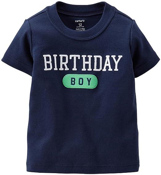 Carters Birthday Tee Baby
