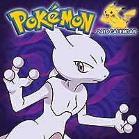 Pokémon 2019 Wall Calendar