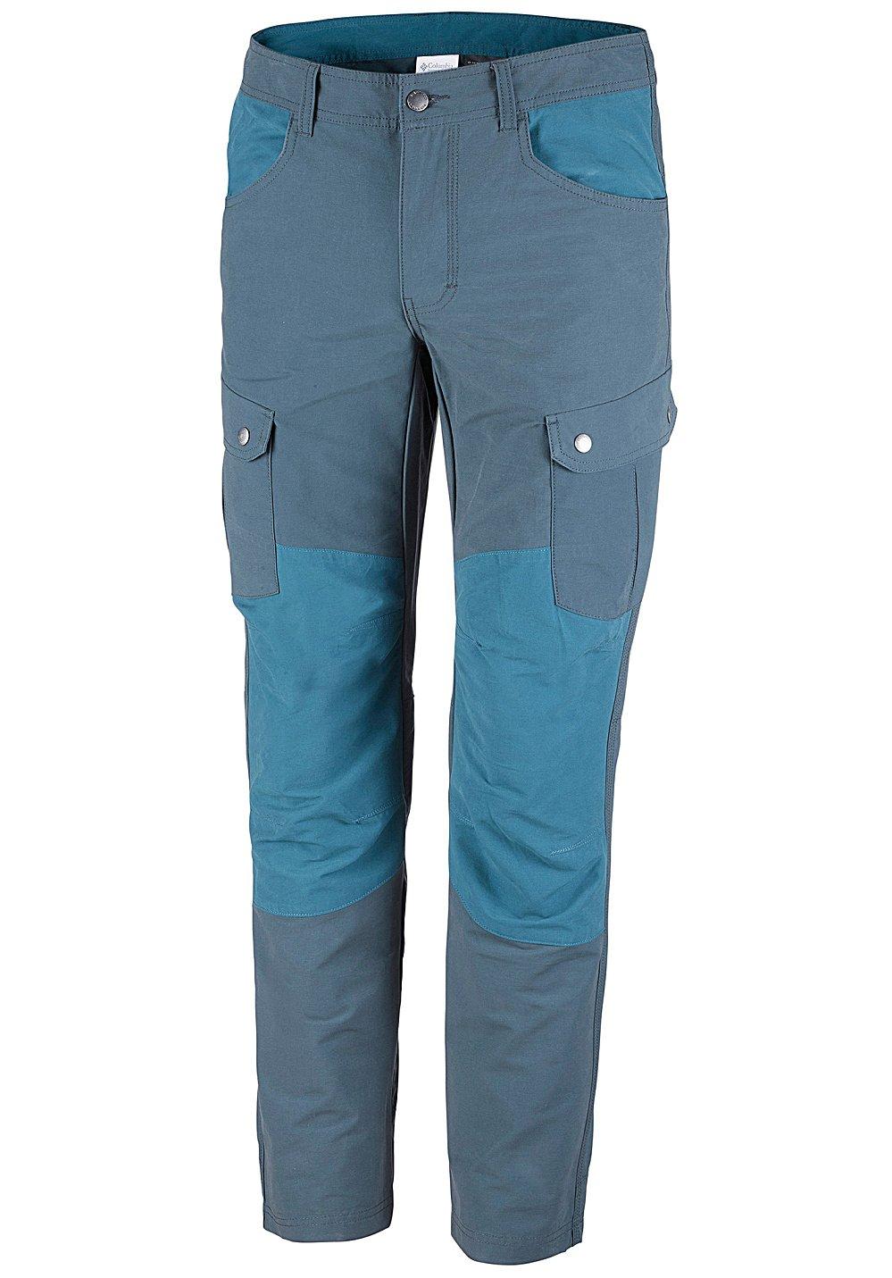 Columbia Twisted Divide™ Pant Mystery, Blau Heron