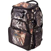 Custom Leathercraft Wild River by CLC 503 Tackle tek Recon Mochila compacta con luz LED Camo, Roble musgoso