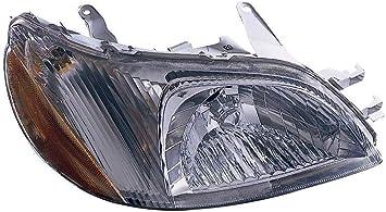 for 2003 2004 2005 Toyota Echo Passenger Right RH Headlamp Headlight Assembly