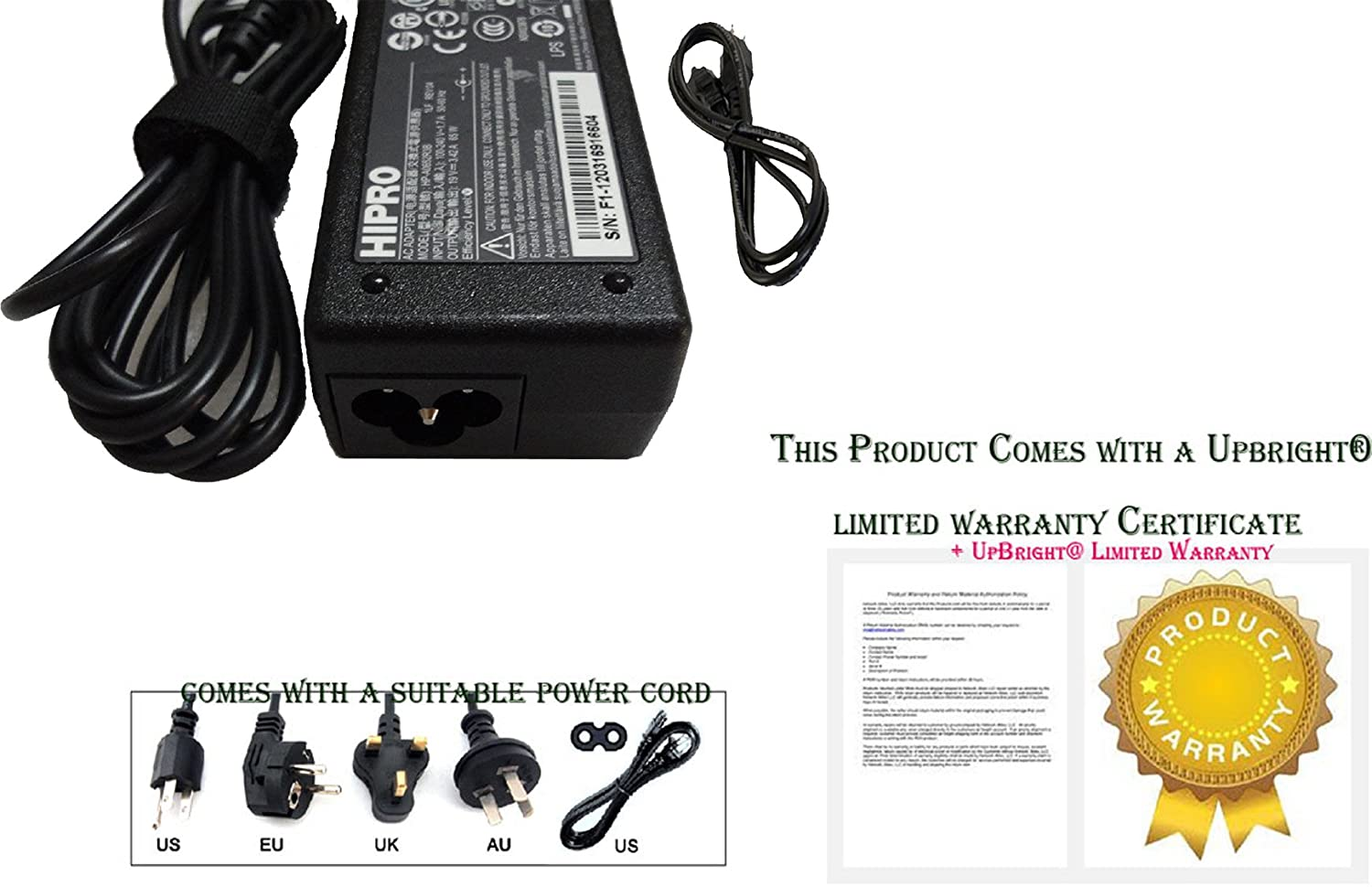 Amazon.com: Laptop Notebook Charger for Acer Aspire F5-571-50S0 F5-571T-569T Adapter Adaptor Power Supply (Power Cord Included): Computers & Accessories