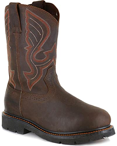 937316a6cd8a00 Amazon.com | Cody James Men's Western Work Boot Composite Toe ...