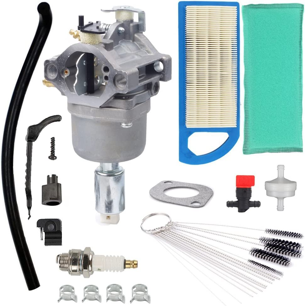 Syrace 799727 Carburetor Replacement for Briggs & Stratton 698620 690194 791886 499153 498061 14hp 15hp 16hp 17hp 18hp Carb