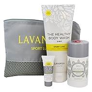 Lavanila - Ultimate Sport Luxe Essentials Set