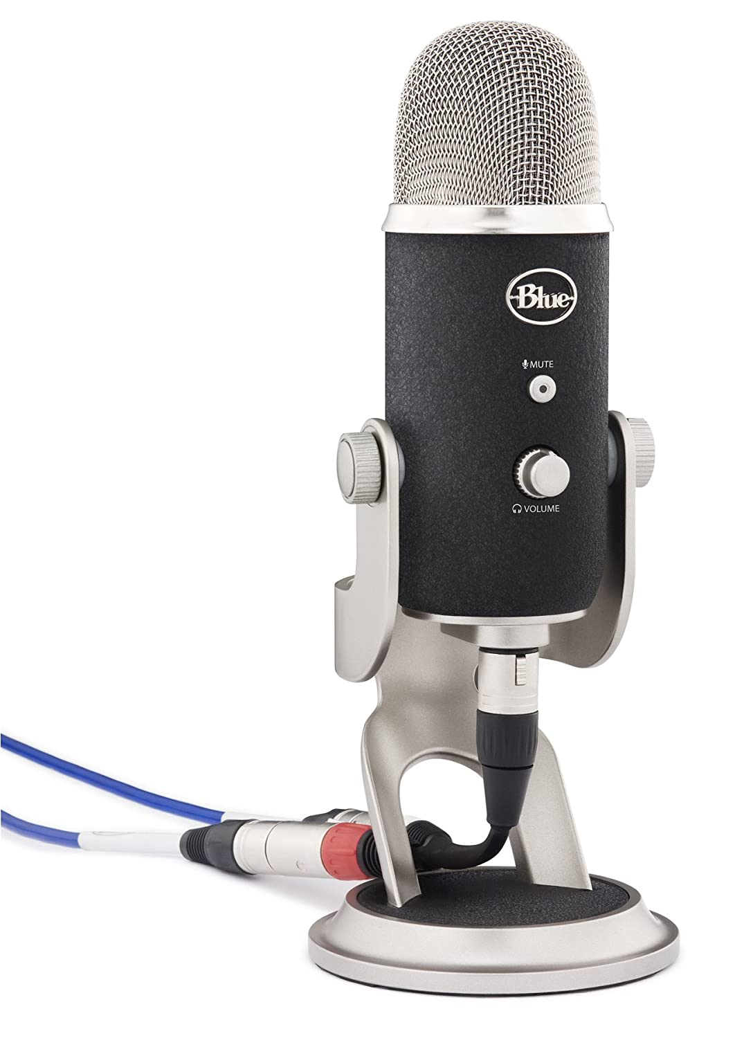 Blue 1967 Yeti Pro Usb Condenser Microphone Dynamic Amplifier Circuit Diagram Multipattern Musical Instruments