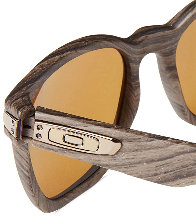 f74c4584908 OAKLEY Mod. 9175 Sun Garage Rock 917509 55 Rectangular Polarized Sunglasses  55