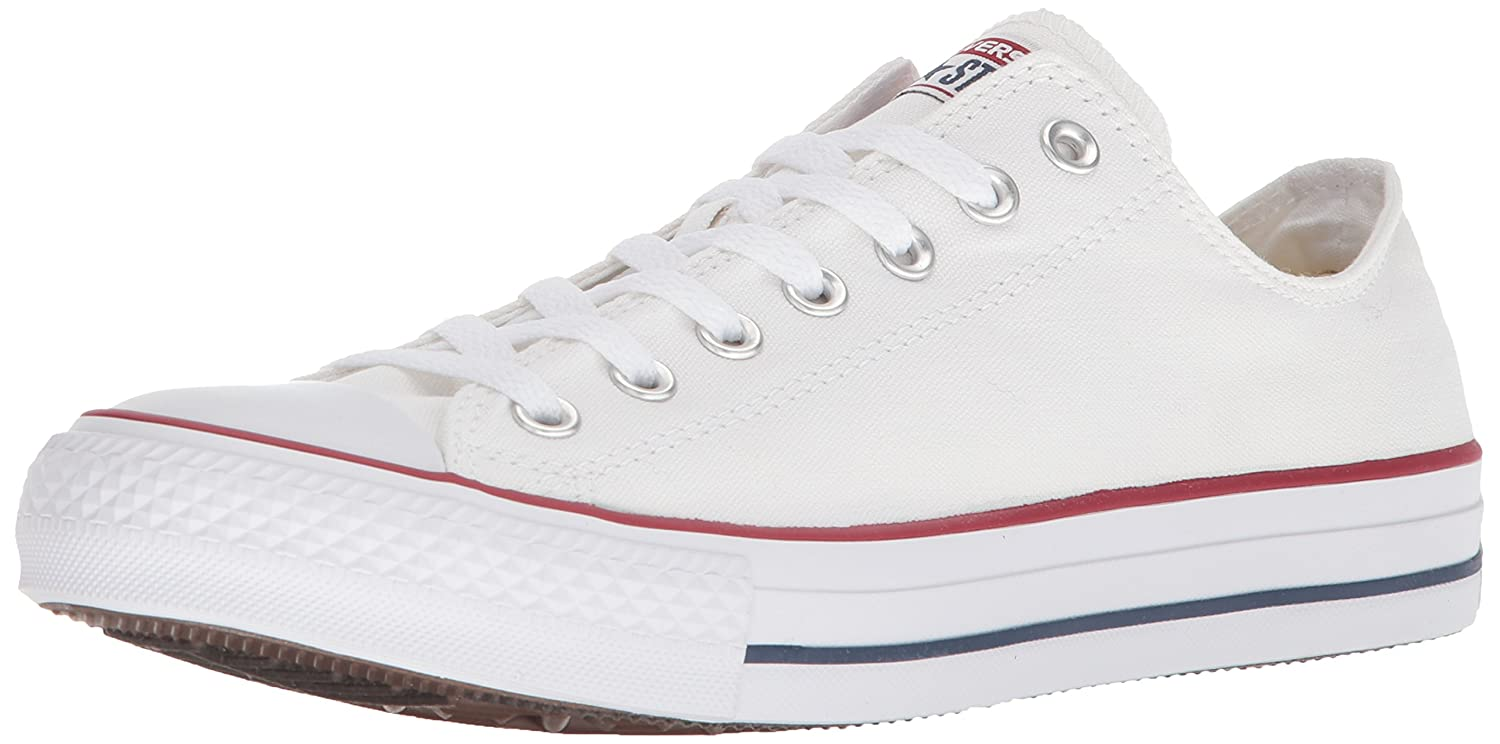 Converse Chuck Taylor All Star Adulte Seasonal Ox 15762 Unisex - Erwachsene Sneaker  465 EU|Wei? (Optical White)