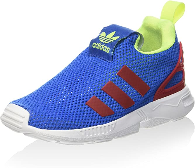 adidas Slip-On Zx Flux 360 I Blue/Red