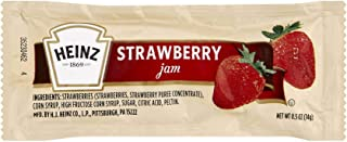 product image for Strawberry Jam , Squeeze Pouch, .5 Ounce -- 200 Case