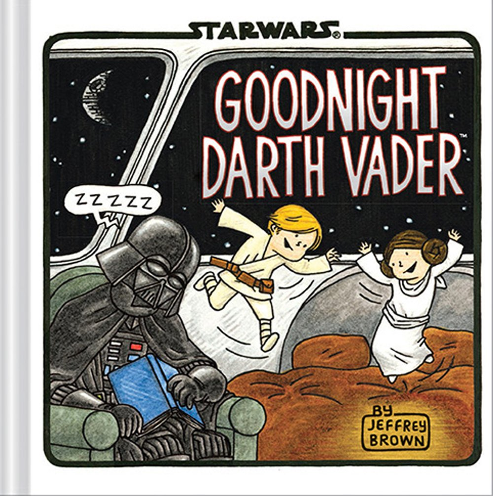 Goodnight Darth Vader (Star Wars Comics for Parents, Darth Vader ...