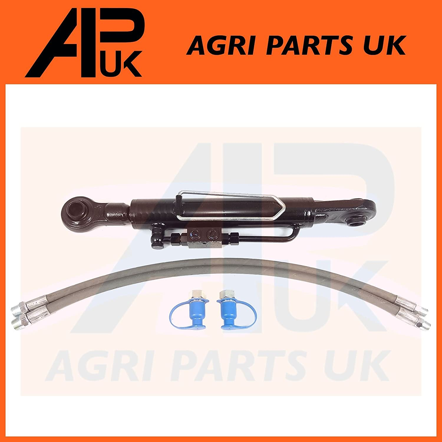 22' Hydraulic Toplink Top Link Cat 2 for Ford John Deere Massey Ferguson Tractor Agri Parts UK Ltd