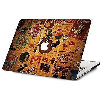 AOGGY Funda Dura MacBook Pro Retina 13 A1502 / A1425, (Versión 2015/2014/2013/fin 2012), Ultra Delgado Carcasa Rígida Protector de Plástico Cubierta ...