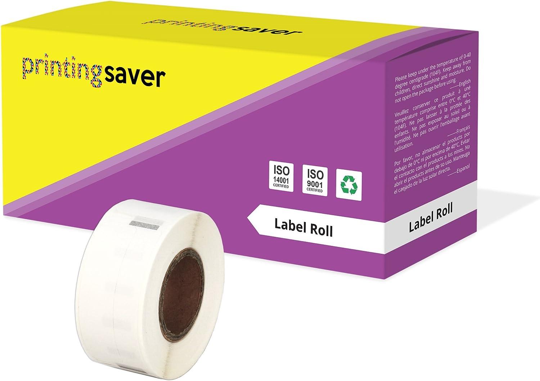 220 /Étiquettes par Rouleau 10 Compatibles Rouleaux Papier 99017 S0722460 50mm x 12mm /Étiquettes pour Dymo LabelWriter 4XL 450 400 330 320 310 Twin Turbo Duo Seiko SLP 450 400 240 200 120 100 Pro
