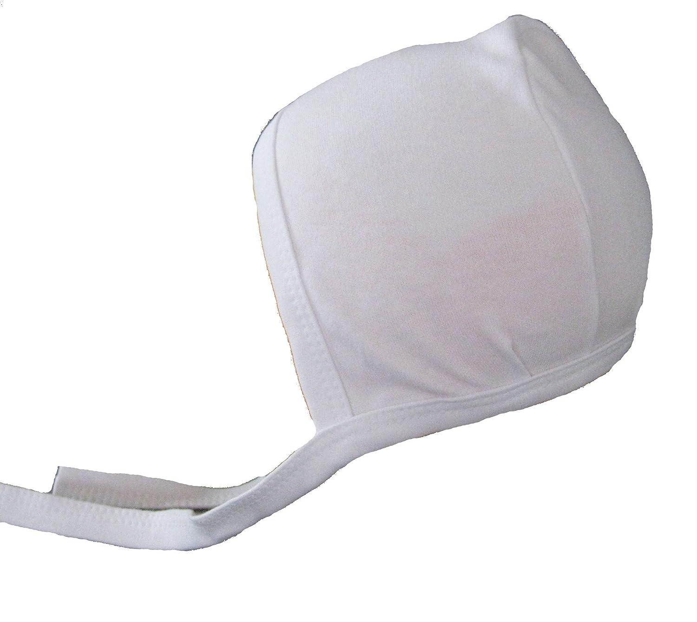 Cappello per neonato - bianco - protezione dopo il bagno - 10698  Babymajawelt 192418a6fb9a