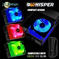 Third Party - Whisper pour Xbox 360 Slim - 4897017953902