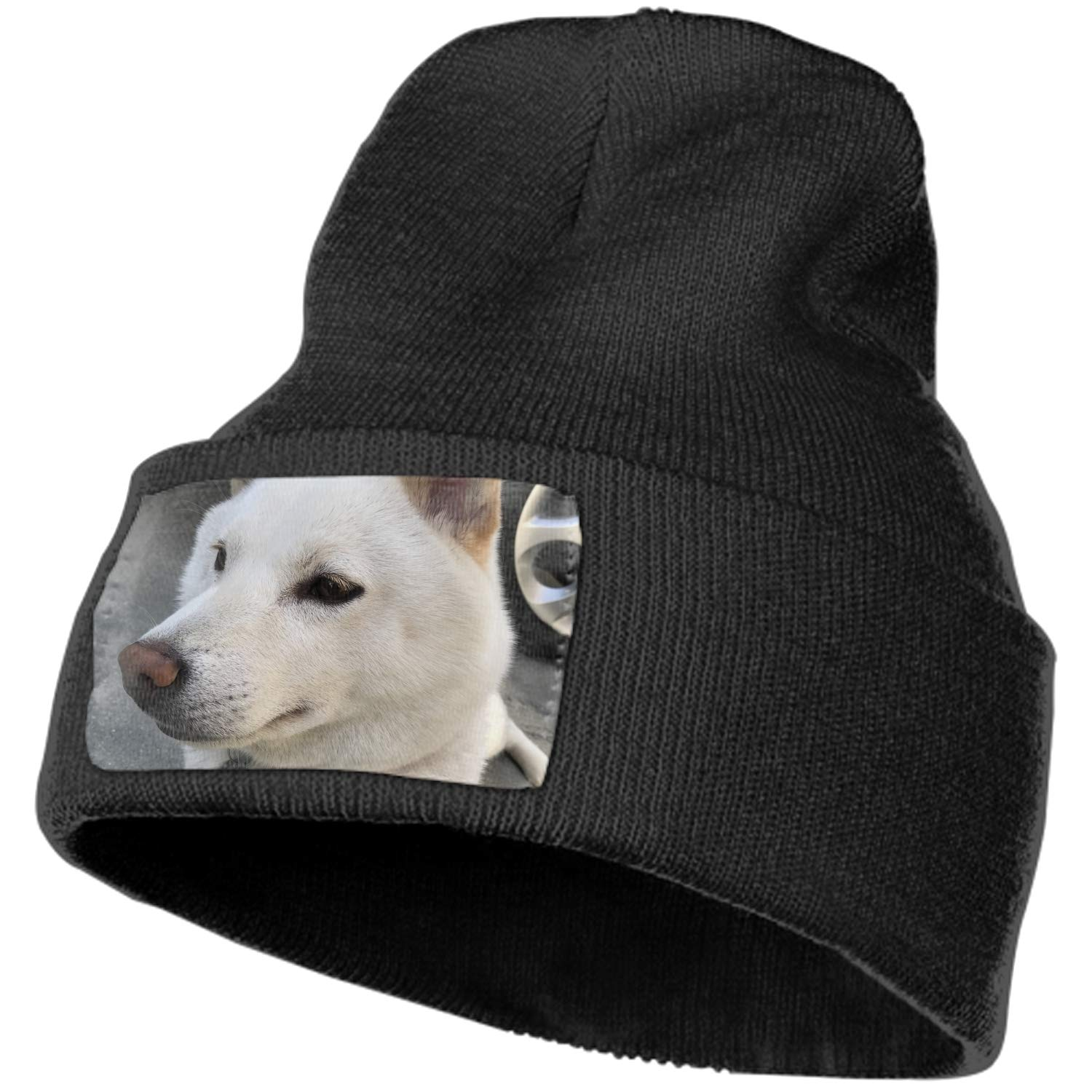 Slouchy Beanie Winter Knit Skull Hat for Women Men with Animal Dog at  Amazon Men s Clothing store  3733265bf