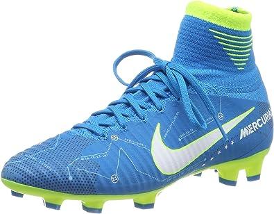 Intento Nueve Contribución  Jr. Mercurial Superfly V Dynamic Fit Neymar FG - Tacos de fútbol (5,5 cm):  Amazon.com.mx: Ropa, Zapatos y Accesorios