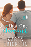 That One Summer (Lone Pine Lake Book 2)