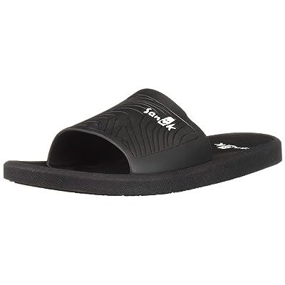 Sanuk Men's Beachwalker Slide Sandal | Sport Sandals & Slides
