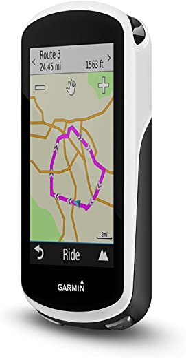 "Garmin Edge 1030, 3.5"" GPS Cycling/Bike Computer with Navigation and Connected features"