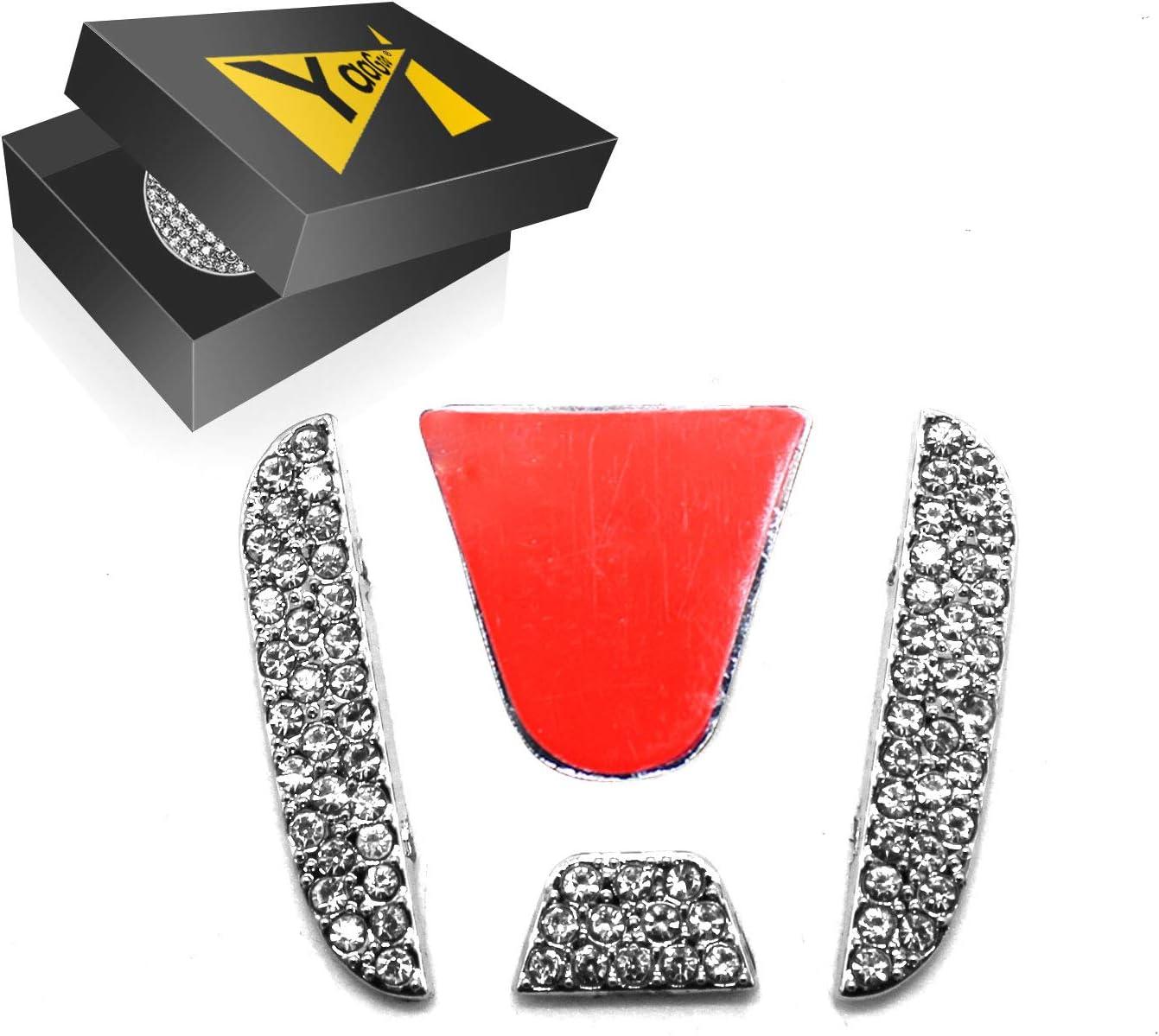 YaaGoo HWEL-HO Steering wheel decoration bling crystal