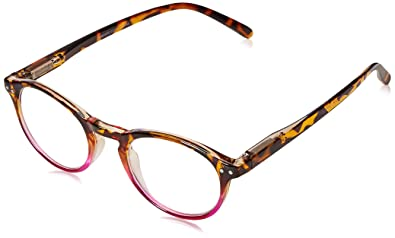 63a5c10ecbf95 Image Unavailable. Image not available for. Color  Peepers Unisex-Adult Book  Club 933125 Round Reading Glasses ...