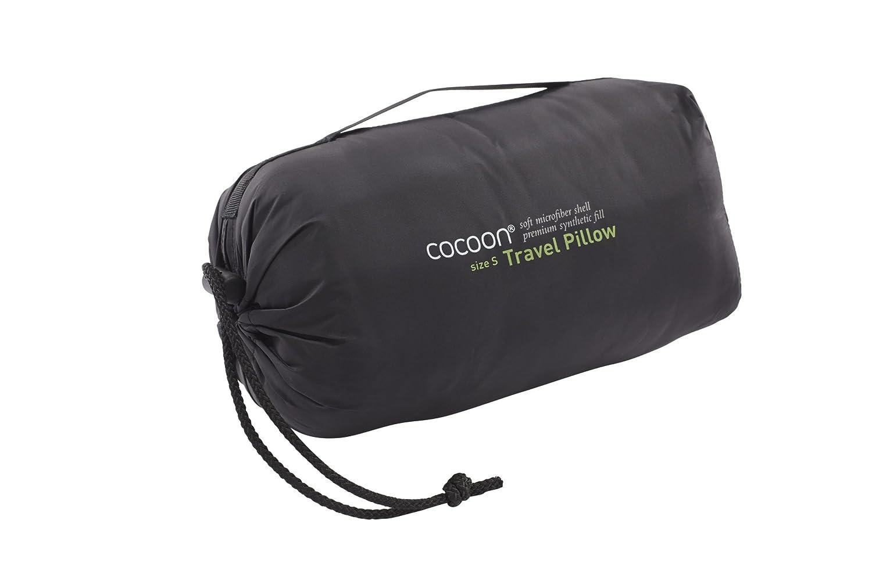 Cocoon Reisekissen Synthetic Pillow Small 25x35cm Microfaser Kopfkissen