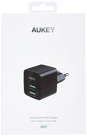 AUKEY LLTSEU133680 - Cargador portátil para Wall PA-U32/RTL ...
