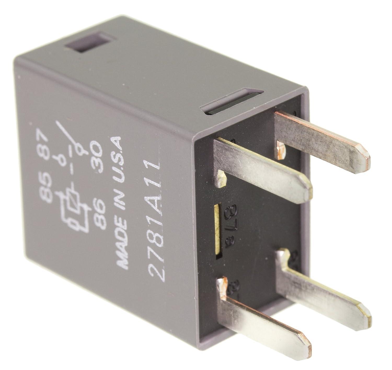 WVE by NTK 1R2490 A//C Condenser Fan Motor Relay