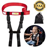 Toddler Aeroplane Travel Safety Harness FAA Approved, Cares Harness Restraint System Child Aeroplane Safety Seat Belt for Kids Baby Use