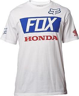 Fox Racing Mens Honda Basic Standard S/S Shirts