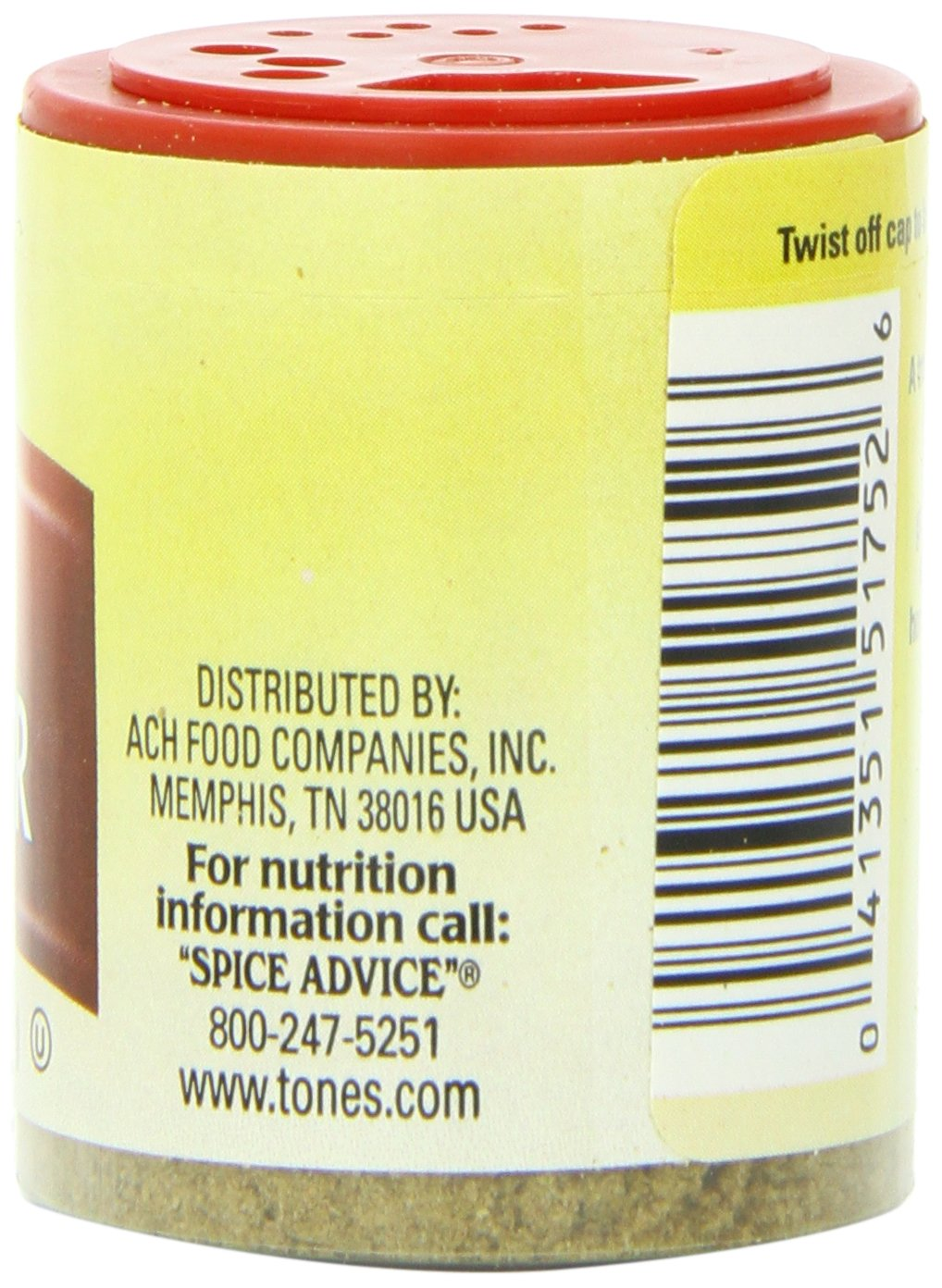 Tone's Mini's Coriander, Ground, 0.50 Ounce (Pack of 6) by Tone's (Image #3)