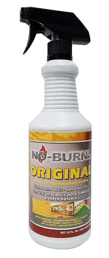 94adca32ea28 Amazon.com  No-Burn Original Fire Retardant  Home Improvement