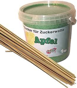 1 kg de azúcar aromatizado para algodón de azúcar colorido/grano ...