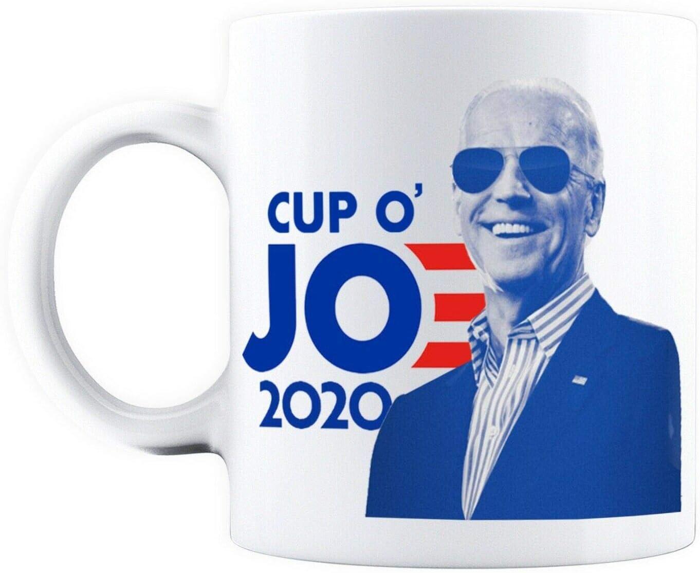 Joe Biden For President 2020 Cup O JO Democrat Coffee Ceramic Mug 11oz