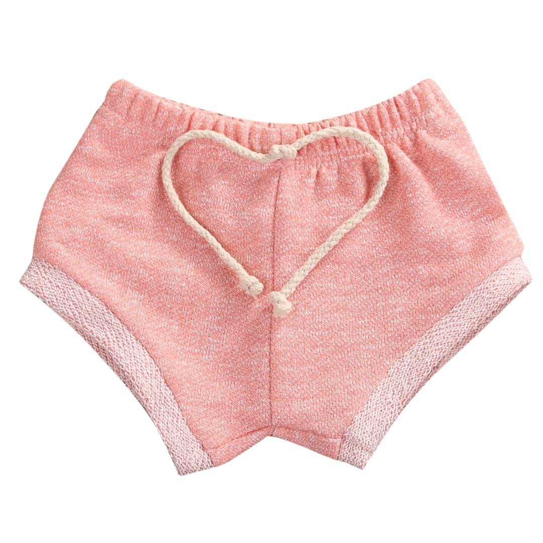 April Li Infant Baby Toddler Little Boys Girls Kids Harem Pants Pure Color Baby Shorts